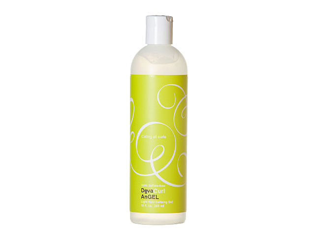 Devacurl Angel Hair Gel for curly hair styling