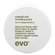 evo casual act a great pomade for short hair